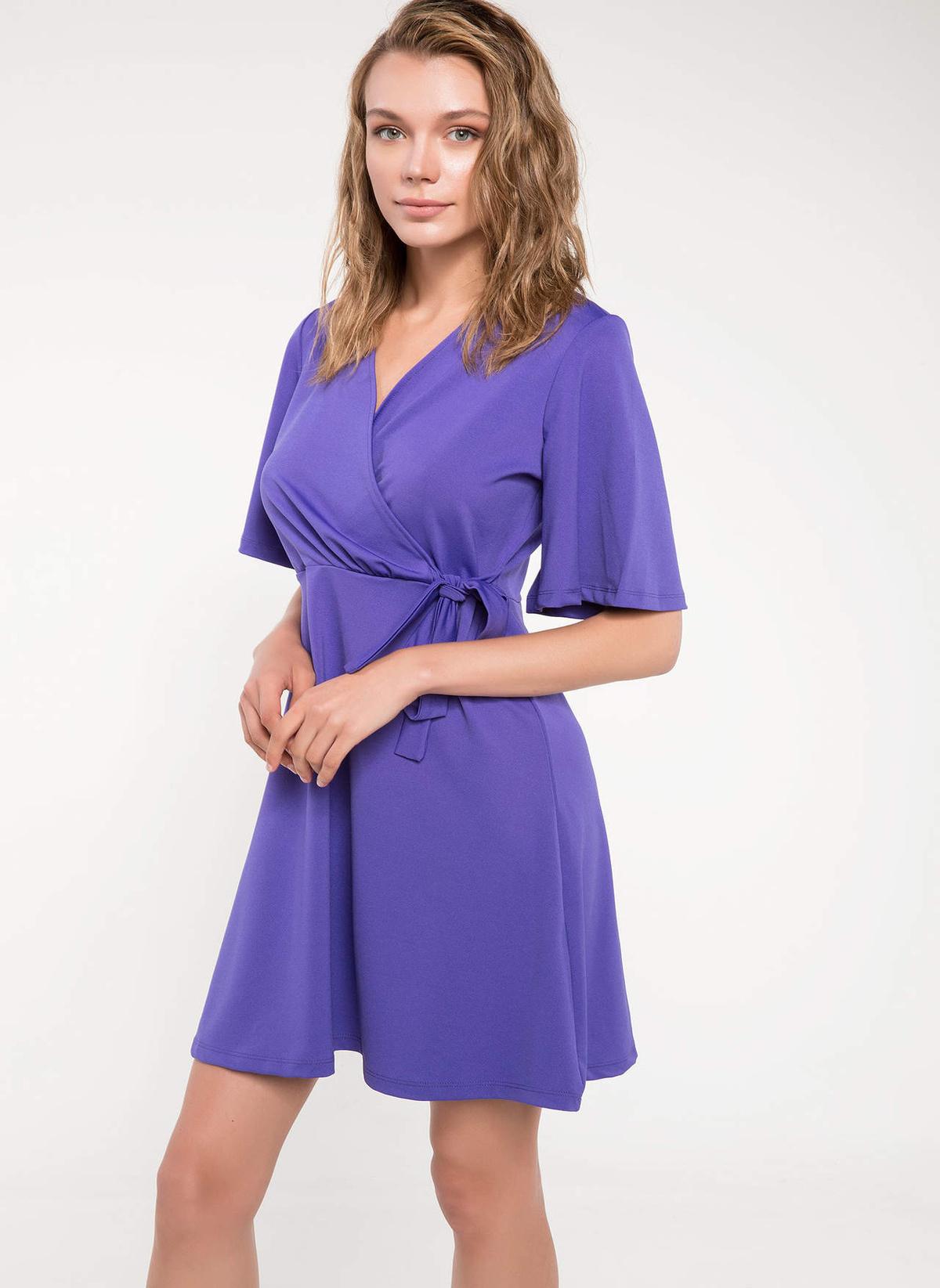 Defacto Beli Bağlama Detaylı Anvelop Elbise J6462az18hspr231elbise – 39.99 TL